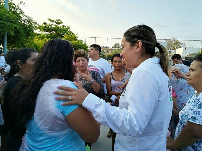 Adriana Mesina buscará que en el Congreso se retomen temas de salud ...